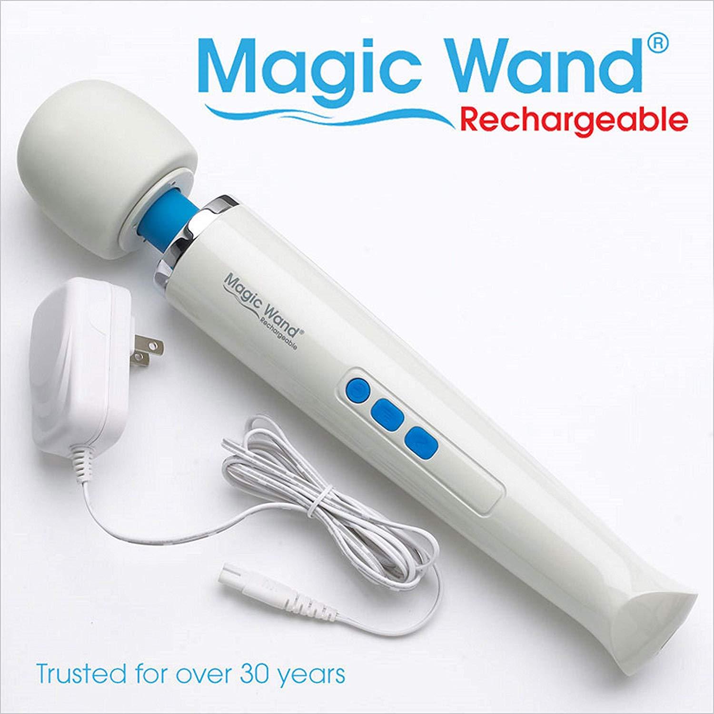Magic Wand Massager